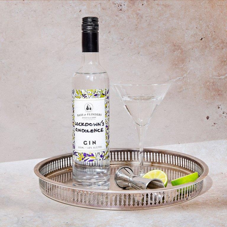 Bass & Flinders' at-home gin masterclass kit