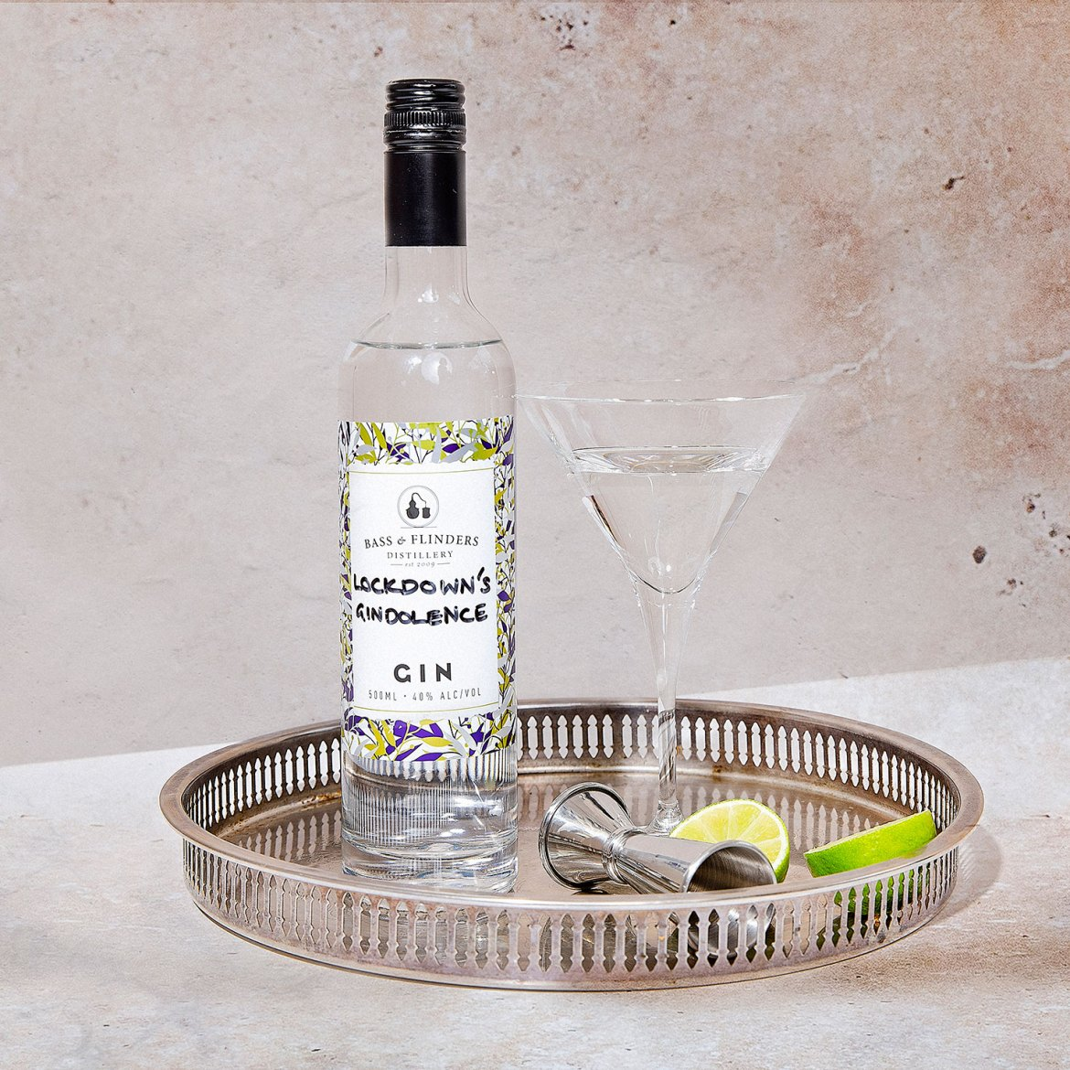 Bass & Flinders' at-home gin masterclass kit - image by Belinda Jackson.