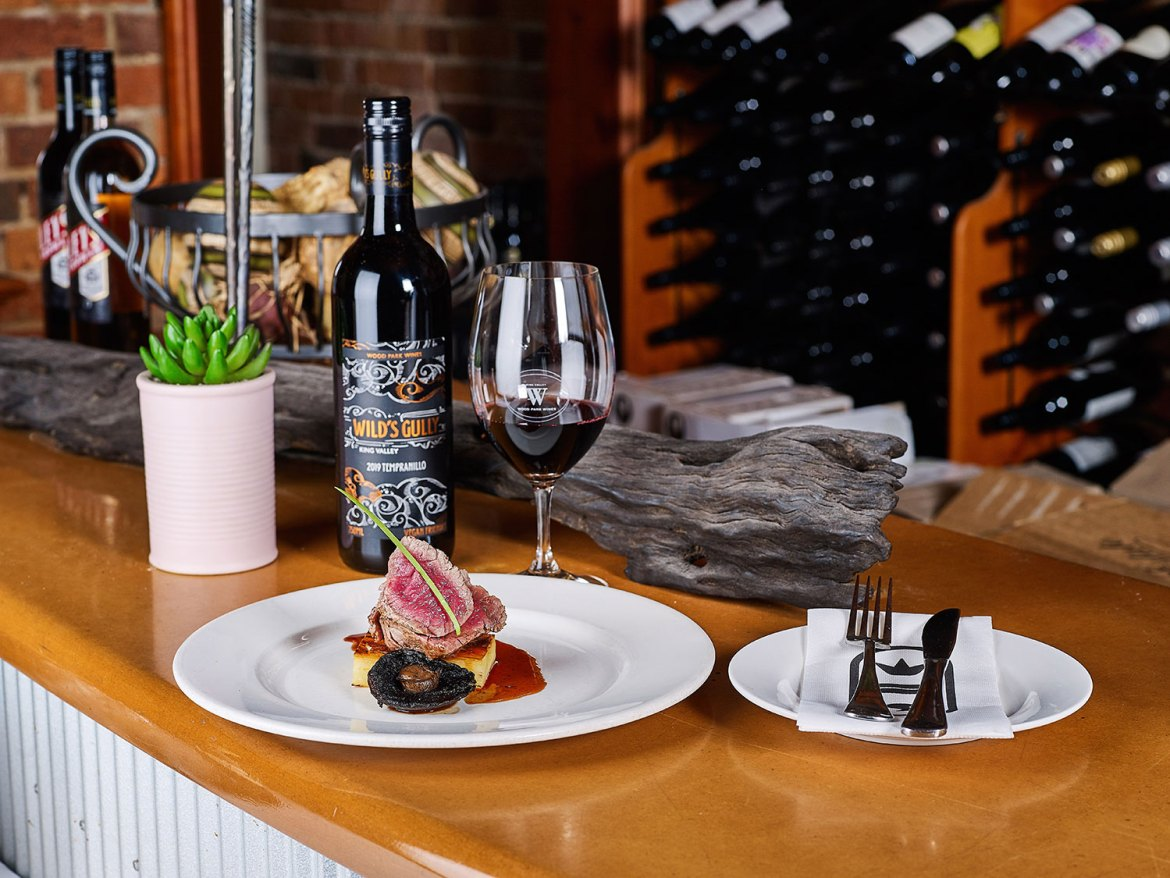 The Perfect Eye Fillet Steak with Wood Park 2016 The Tuscan