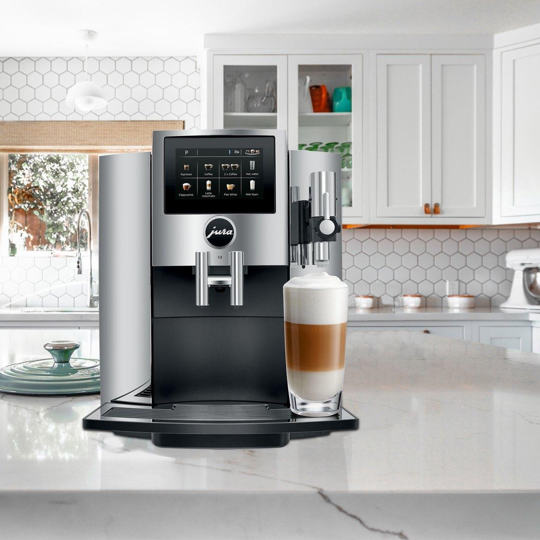 JURA S8 Coffee Machine