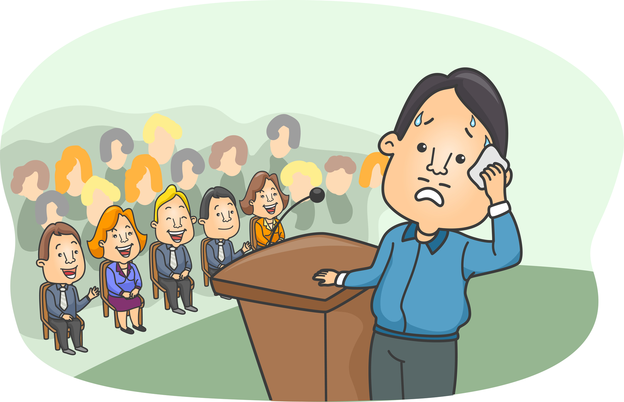 If Public Speaking Feels Like Torture, Do This.