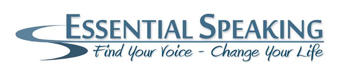 logo essential speaking
