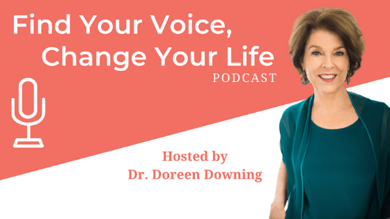 The Find Your Voice, Change Your Life Podcast