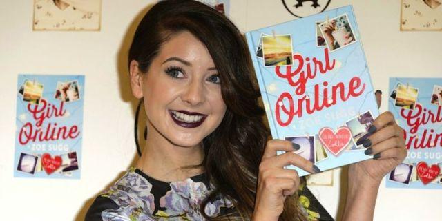 Girl Online ! Quand les Youtubeurs se mettent à écrire des romans, avis livre Zoe Sugg