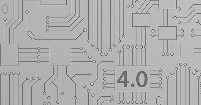 What would Industry 4.0 look like in a moulding plant