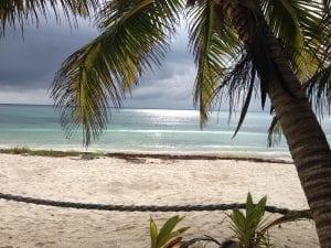 Dag 4, 5 & 6: Kantenah Beach