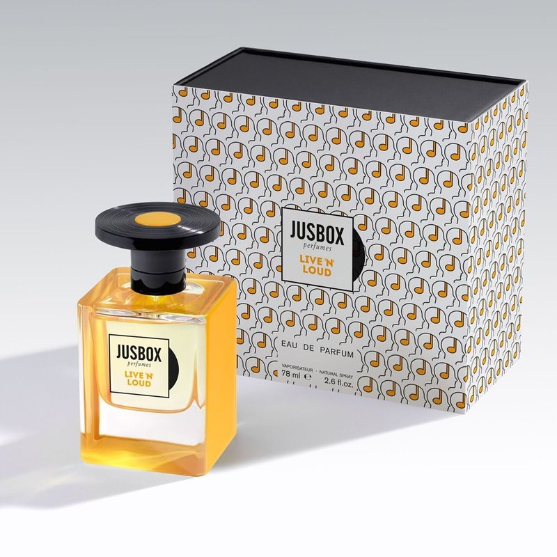 Buy Jusbox Perfumes Music Matters Collection Live 'n' Loud online   E