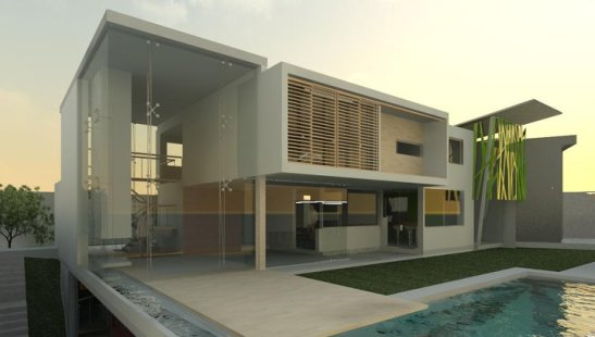 Drawing created in Revit, image source