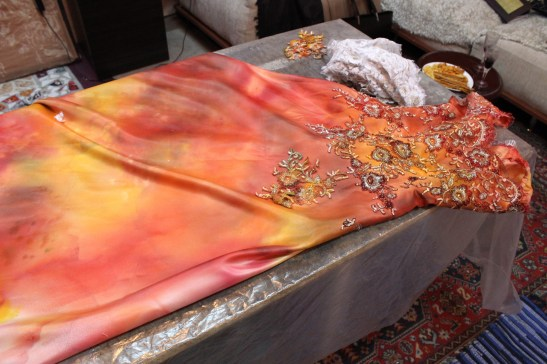 Fabric Dyeing Masterclass With Kevork Nour Shadoyan