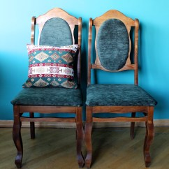 Where To Get Chairs Reupholstered Office Chair No Wheels Diy Project Reupholstering Old