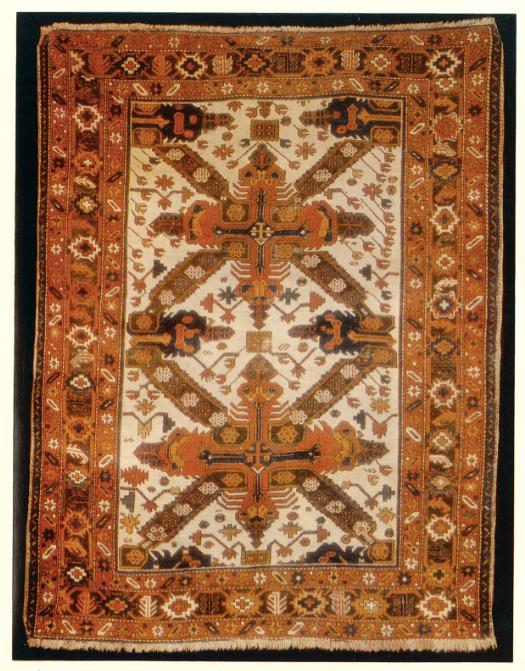 Caucasian carpet, oriental rug