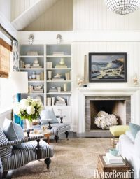 13 Creative Ideas To Decorate a Non-Working Fireplace