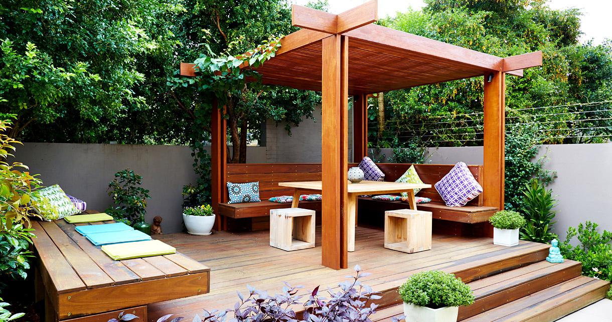 Contemporary Garden Design Ideas - L\' Essenziale