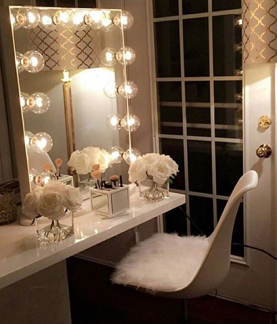 ow To Choose The Best Makeup Vanity Mirror With Lights On It?