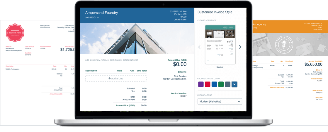 IVY U2013 Interior Design Project Management Software That Integrates  Quickbooks U2013 This Feature Might Be Useful If You Want To Hire A  Professional Accountant ...
