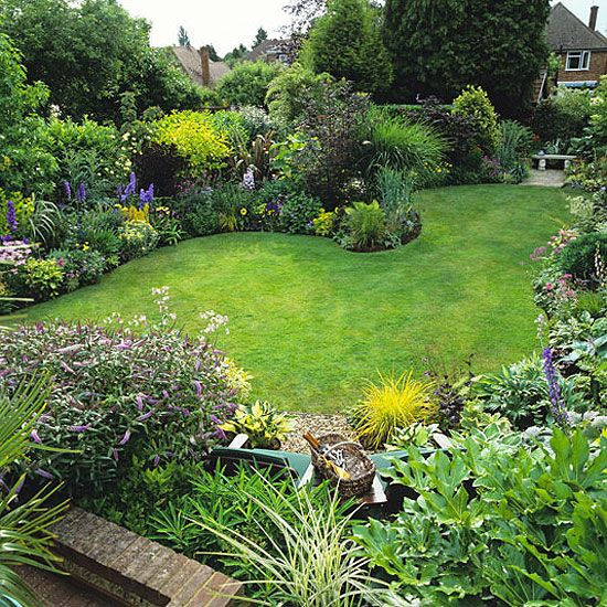 eco-friendly lawn