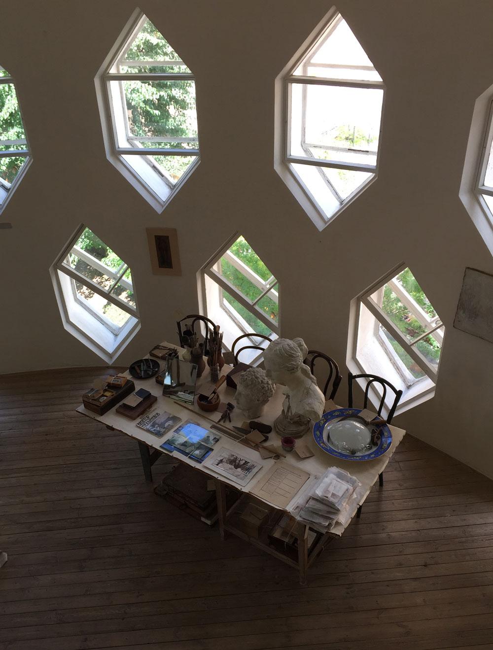 Visit To Melnikov House Russian Avante Garde Architecture