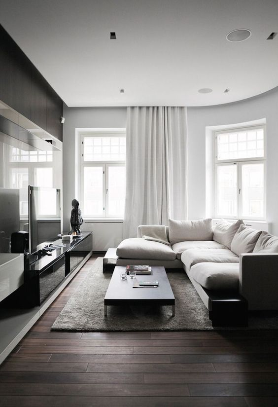Beau ... Warm Living Spaces That Are Created Using Minimalist Design Techniques  And Features. Then Explore Ways In Which You Can Change Your Living Room To  ...