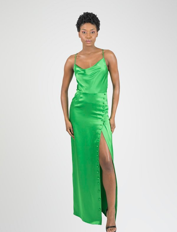 Tati Emerald - Essere Vegano Vegan Clothing