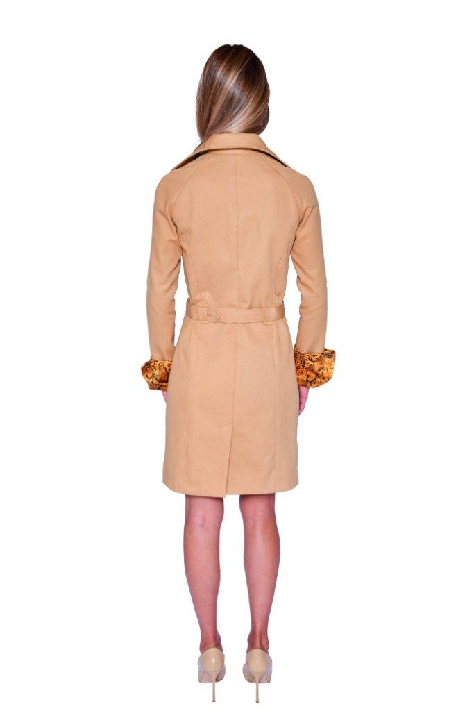 Emma Coat - Essere Vegano Vegan Clothing