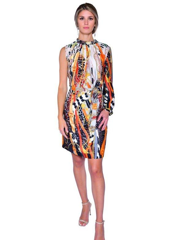 Dalila Dress - Essere Vegano Vegan Clothing