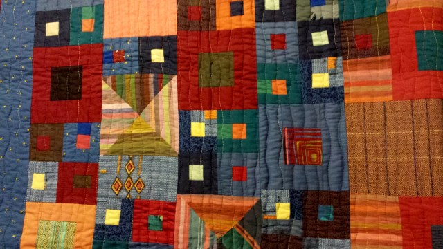 Colors – trapunta patchwork – cm. 200 x 130