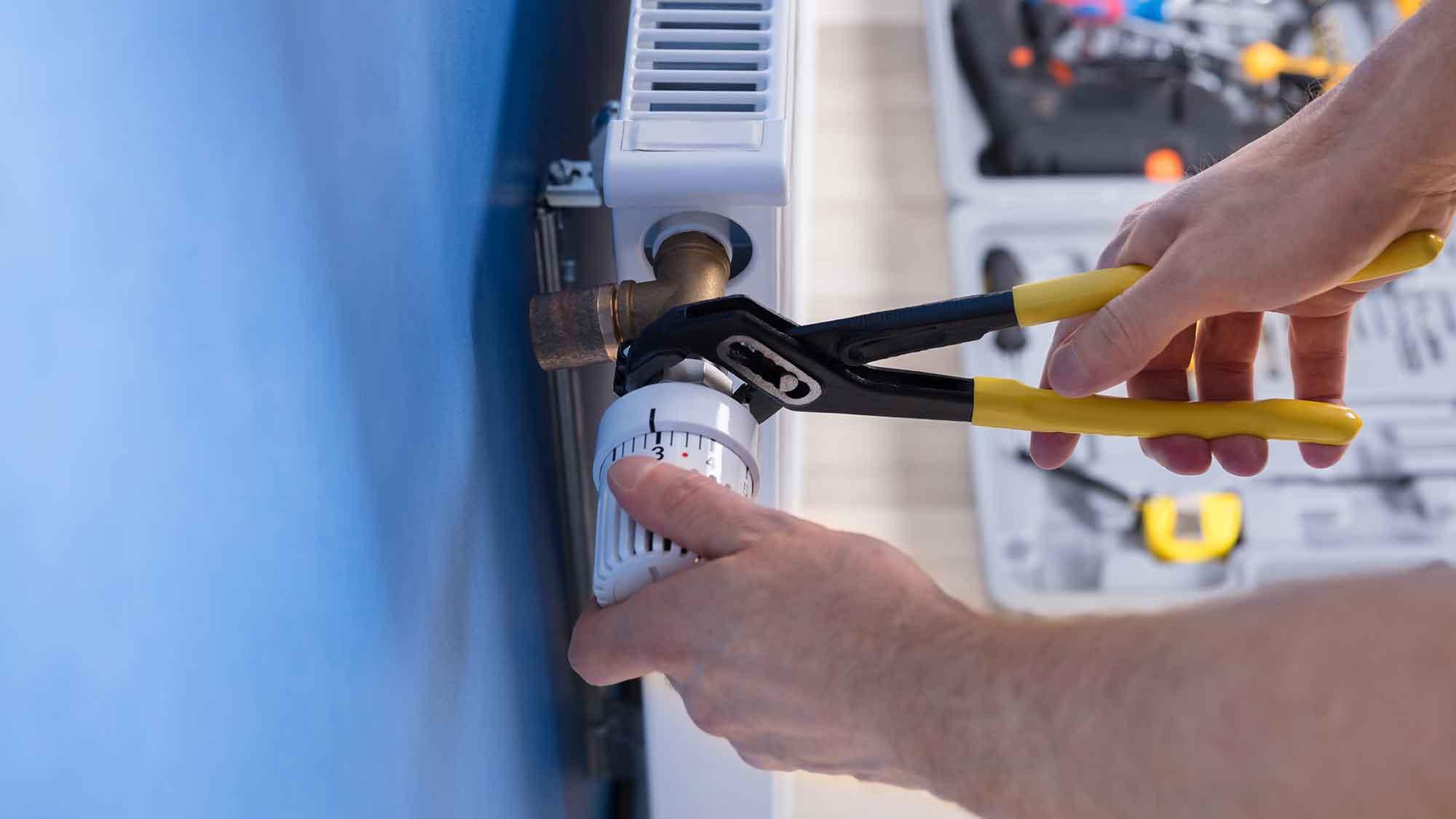 radiator installation essex maintenance leigh on sea wrench