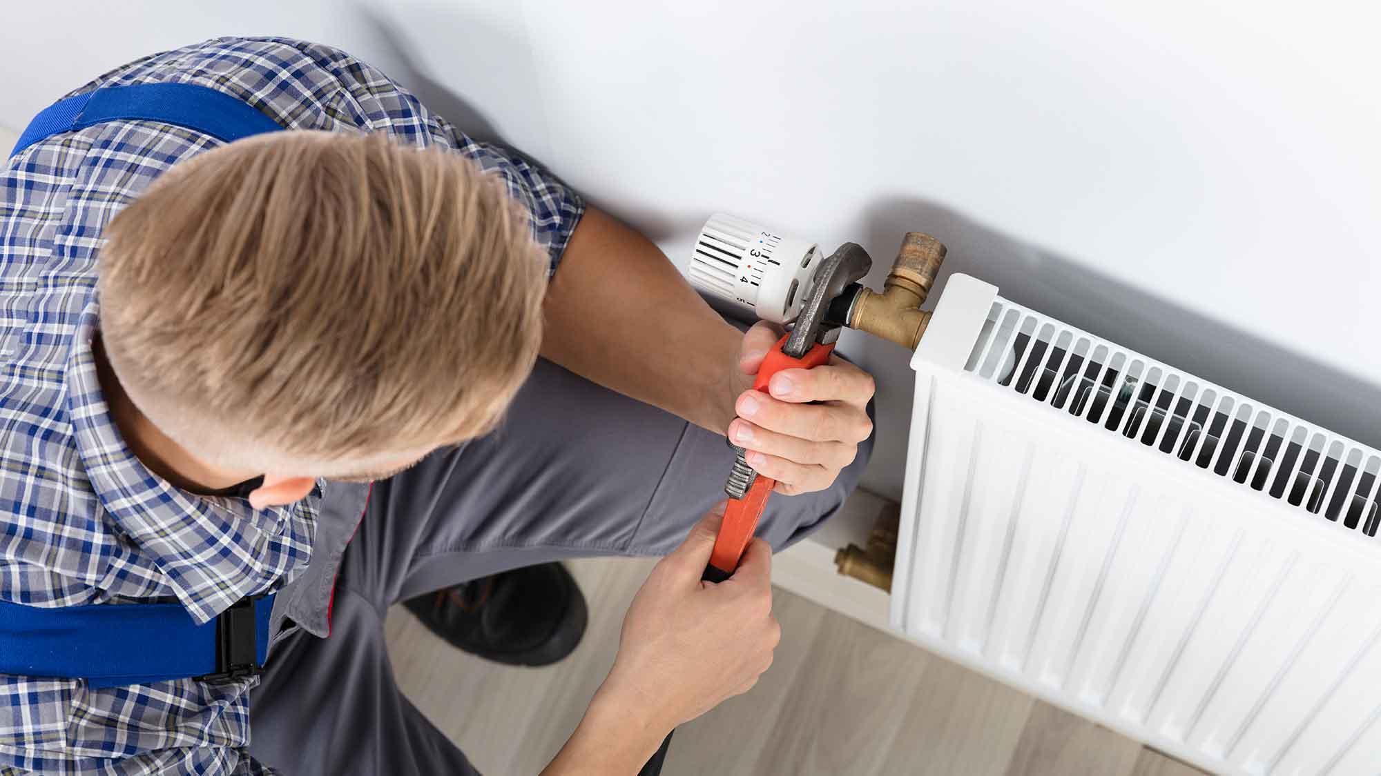 radiator service essex maintenance leigh on sea tools