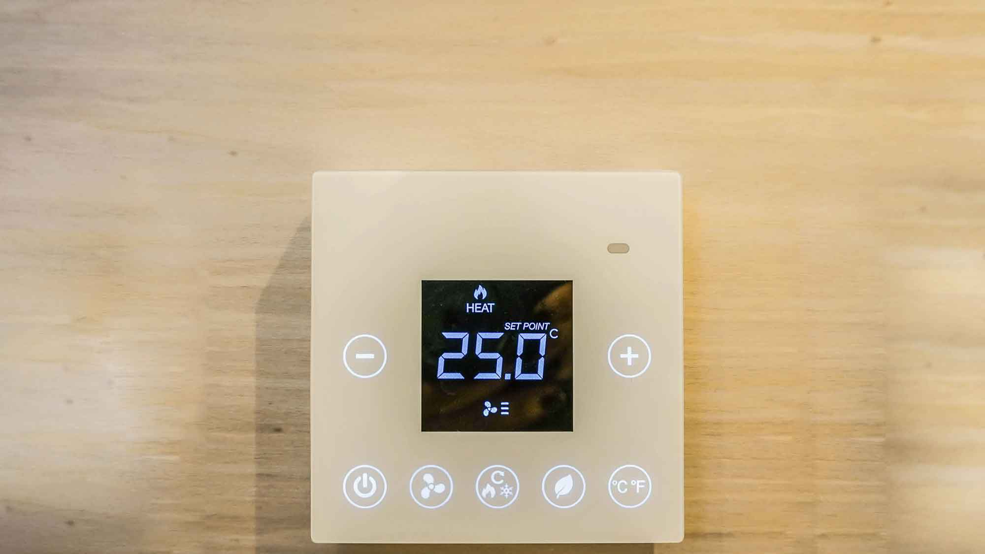 smart thermostat installation essex maintenance leigh on sea unit