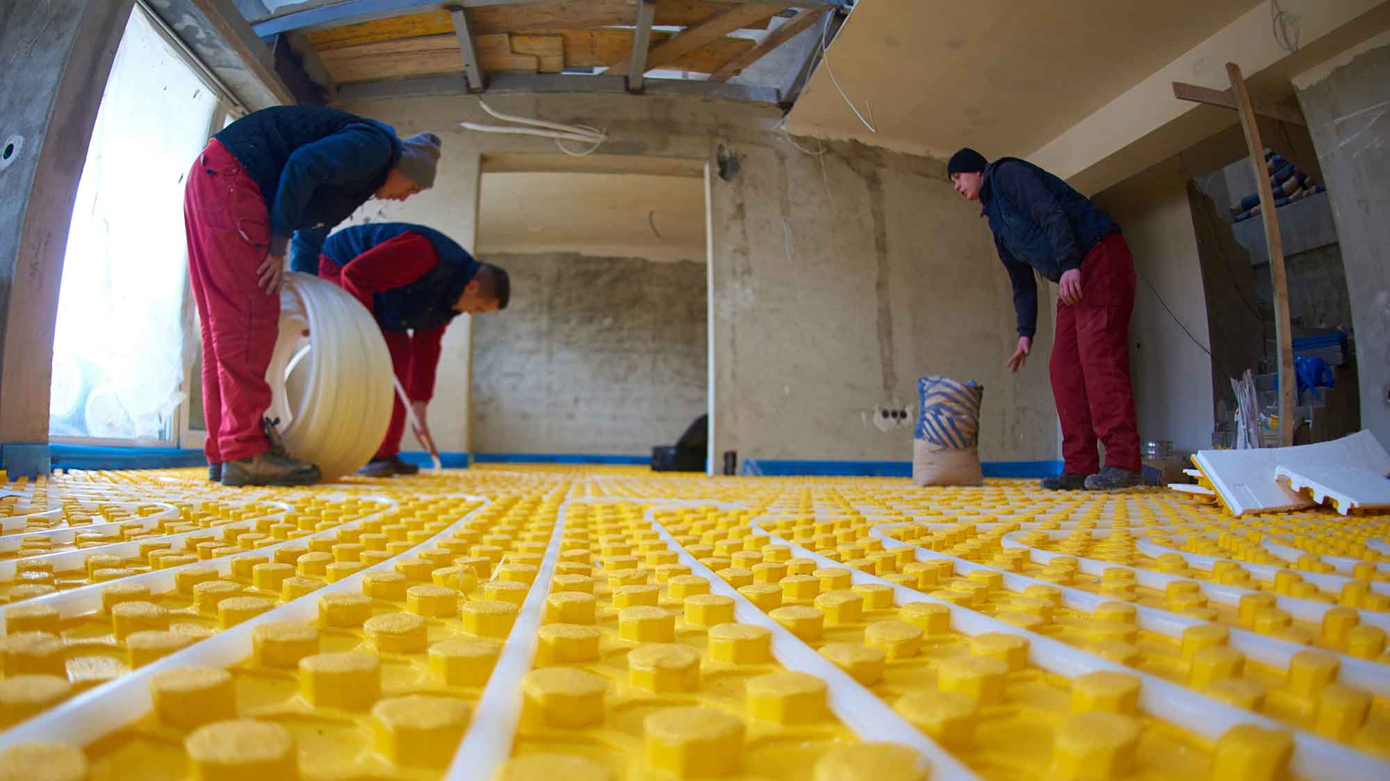 underfloor heating essex maintenance leigh on sea yellow