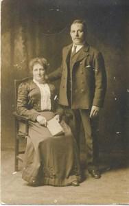 Henry Field and Sarah Eliza (née Savage)