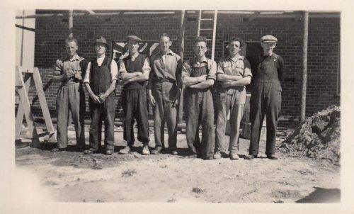 Wivenhoe builders