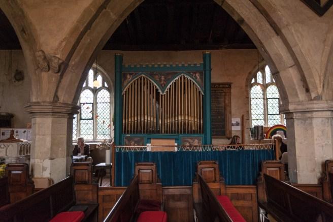 canewdon, st nicholas, essex, church