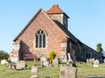 st andrew's minster, st andrew, ashingdon, essex, church