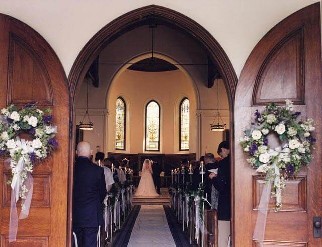How Much Do Ceremony Flowers Cost For Weddings?