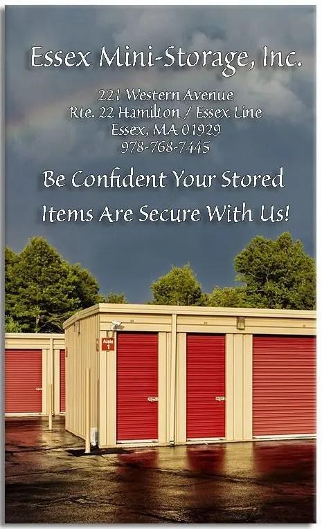Essex Mini-Storage - Storage Essex, MA