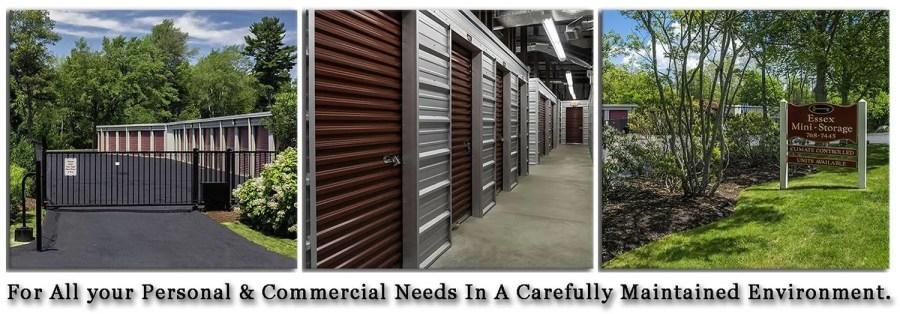Essex Mini-Storage, Inc. - Topsfield Self Storage