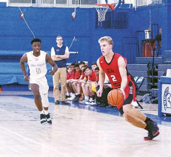 Glen Ridge HS boys' basketball team seeks good run in ECT