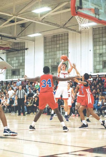 Columbia HS boys' basketball team tops Linden