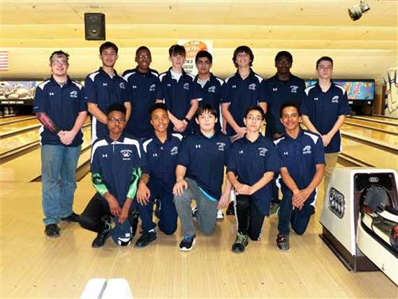 West Orange HS bowling team rolls to first place in Liberty Division