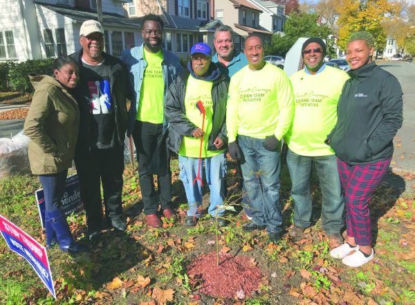 Green proves a special color for East Orange's mayor