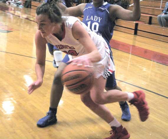 Glen Ridge HS girls' basketball team extends win streak to six