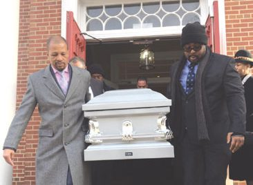 East Orange comes out for Lebby C. Jones' funeral