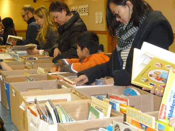 Upcoming book sales at Maplewood Library