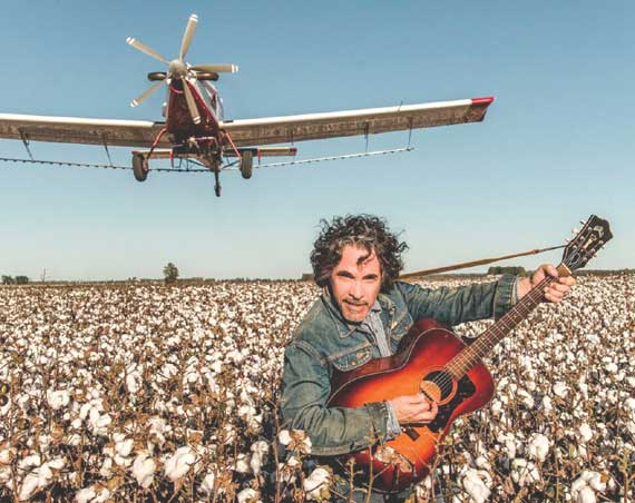 Oates brings his Good Road Band to SO stage