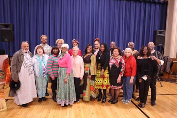 West Orange community gathers to celebrate Kwanzaa
