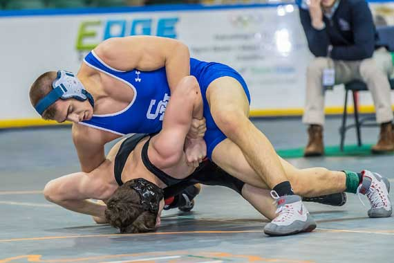 Seton Hall Prep wrestling team wins third straight SEC-American Division title