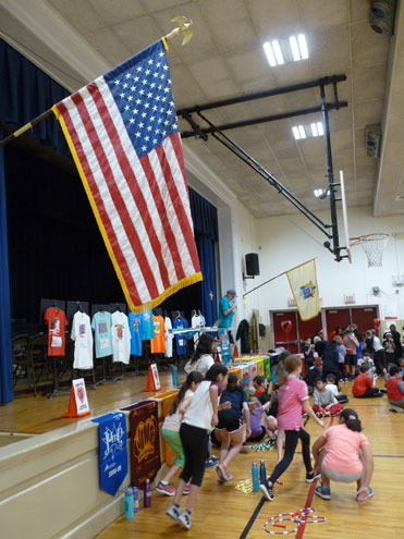Brookdale students jump for American Heart Assoc. for the American Heart Association