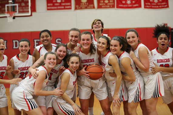 UPDATED No. 2: Glen Ridge HS girls basketball star Claire McMahon scores 1,000th career point