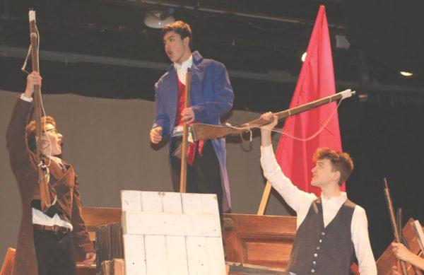 Curtain rises Friday for 'Les Misérables'  at Ridgewood